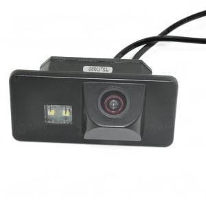 Telecamera retromarcia specifica luce targa per BMW serie 1 serie 3 serie 5 BMW X5 X6 E39 E81 E87 E90 E91 E92 E60 E61 E70 retrocamera
