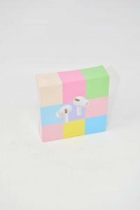 Cuffiette Wirless Modello Imitazione Apple 2 Colore Bianco NUOVO