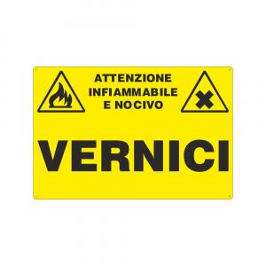 Cartello Vernici