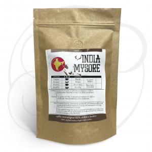 Caffè monorigine India Mysore macinato, confezioni da 250 gr e 1kg