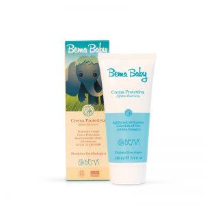 Bema Cosmetici, Baby Crema Protettiva Effetto Barriera 100ml