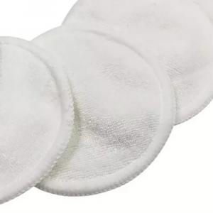 3 dischetti lavabili 100% cotone