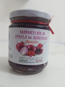Marmellata di Cipolla in Agrodolce Piccante