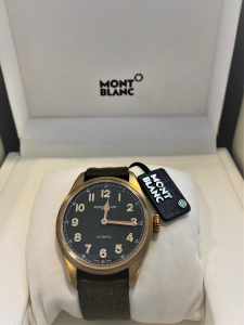 Orologio primo polso Montblanc 1858 Automatic Limited Edition