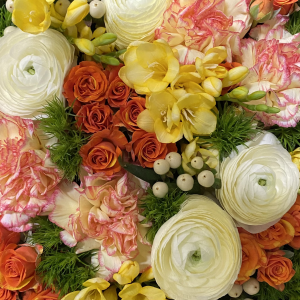 Bouquet del fiorista