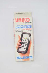 Salvatelecomando Universale In Gomma Uniko