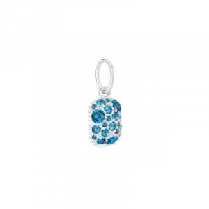 Chamilia Charm in argento Bithaday stone December 2025-2505