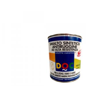 SMALTO SINTETICO BIANCO LUCIDO PER INTERNO ED ESTERNO