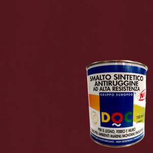 SMALTO SINTETICO ROSSO OSSIDO PER INTERNO ED ESTERNO