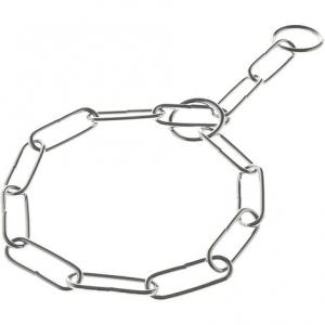 Ferribiella Collare Strangolo  m/lunga  inox