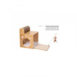 TIRAGRAFFI NATURA MAGIC BOX 58x30x42 Ferribiella