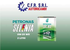 OLIO LUBRIFICANTE SELENIA WR FORWARD 0W-20 DA 2 LITRI