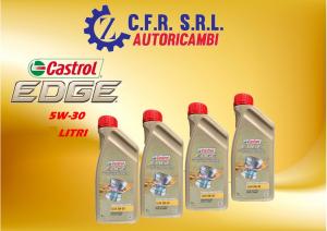 4PZ OLIO LUBRIFICANTE CASTROL EDGE 5W-30 LL04