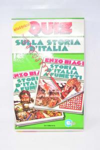 Gioco In Scatola Vintage Quiz Sulla Storia D'italia