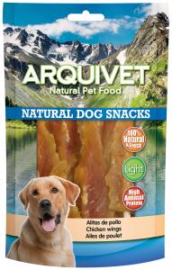 Arquivet Ali di pollo snack per cani 100gr