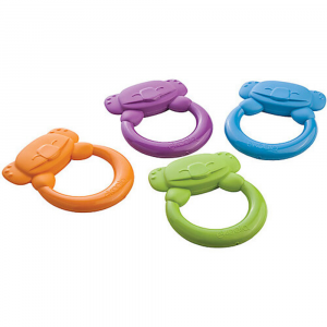 Massaggiagengive ad anello biodegradabile eKummy