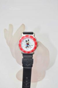 Orologio Da Polso Topolino Disney Mod, Vintage Digi Tech (batteria Da Cambiare)