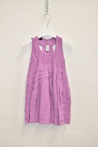 Vestito Bambina Zara Violetta 4 5 Anni
