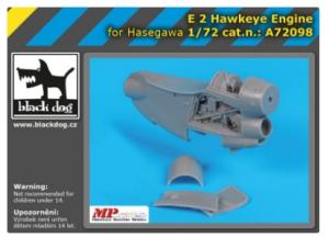 E-2 Hawkeye engine