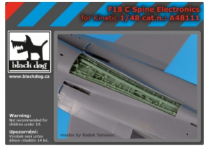 F-18 C spine electronic