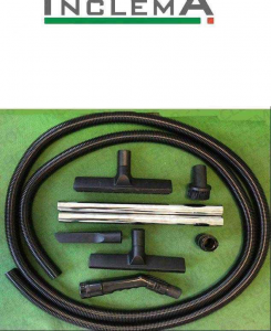 KIT tubo flessibile e Accessori Aspirapolvere e aspiraliquidi VC2000L (tubo diametro 32/40) valido per MAKITA