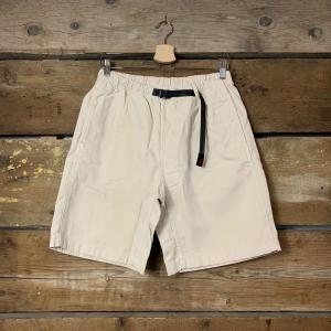 Pantaloncino Gramicci G-Shorts Greige Cotone