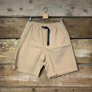 Pantaloncino Gramicci G-Shorts Tortora Cotone