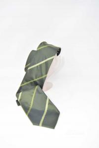 Cravatta Uomo Donna Karan Verde