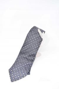 Cravatta Uovo Givenchy Nera In Seta