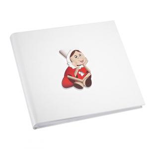 Album portafoto Mendozzi Pinocchio bambino nascita 828039