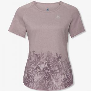 Odlo - T-shirt MILLENIUM ELEMENT PRINT da donna