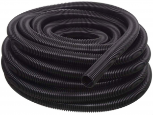 Tubo EVAFLEX per Aspirapolvere 50 mm BOBINA DA 25 METRI- EVAFLEX Hose for VACUUM CLEANERS