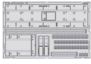 MV-22 Cargo Floor