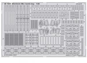 Blenheim Mk.I Bomb Bay