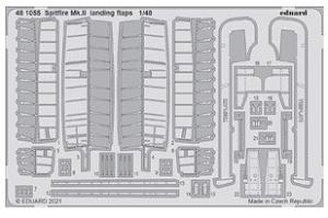 Spitfire Mk.II Landing Flaps