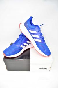 Scarpe Uomo Adidas Runfalcon Nuove Blu N 42.5