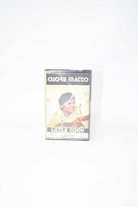 Audiocassetta Little Tony Cuore Matto
