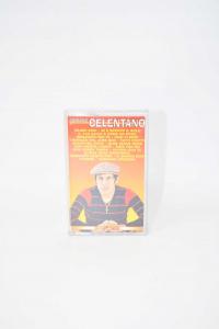 Audiocassetta Adriano Celentano