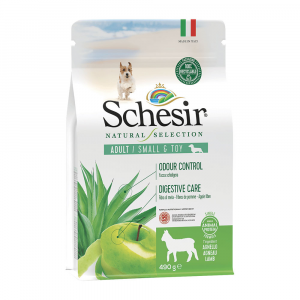 Schesir Natural Selection Adult Small & Toy PROMOZIONE