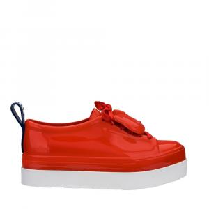 Melissa x Hello Kitty Slip-on Sneakers