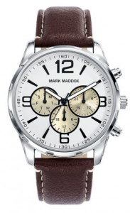 Orologio uomo Mark Maddox. Data.