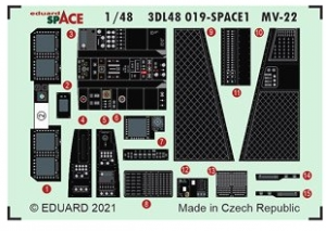 MV-22 Space