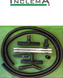 KIT tubo flessibile e Accessori Aspirapolvere e aspiraliquidi DE1025 PC (tubo diametro 34/40) valido per MIRKA-2