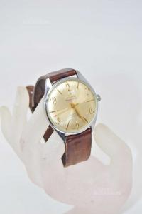 Orologio Uomo Vintage ATLANTIC WORLDMASTER, Freccia Rossa Waterproof, Funzionante