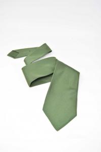 Cravatta Marinella Napoli Verde A