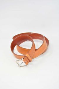 Belt Leather Man Mister Foxnaples 120cm True Leather