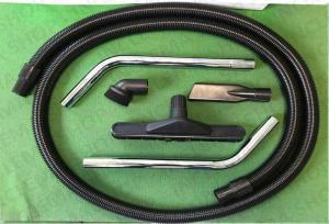 KIT tubo flessibile e Accessori per Aspirapolvere ø40 valido per 962 della WIRBEL