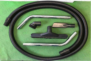 KIT tubo flessibile e Accessori per Aspirapolvere ø40 valido per T20 della WIRBEL