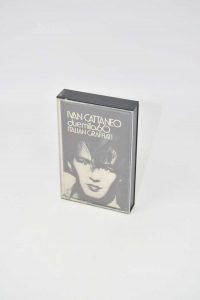 Audiocassetta Ivan Cattaneo Duemila60 Italia Graffiati