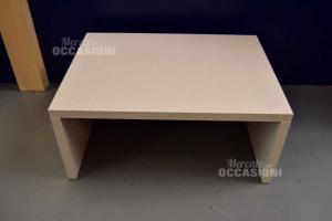 Tavolino Da Salotto Beige NUOVO